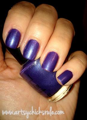 My custom blended color! artsychicksrule.com