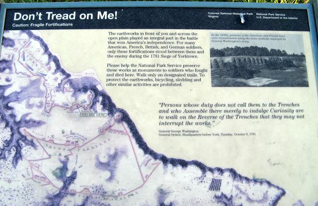 The Battlefields, Yorktown, VA - artsychicksrule.com