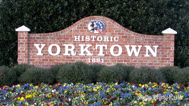 Yorktown, Virginia - artsychicksrule.com