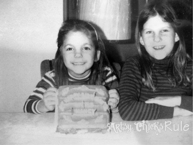 Artsy Chicks Rule Birthday Post