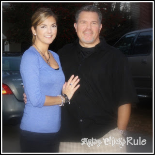 Happy Birthday to my Mr! / Artsy Chicks Rule