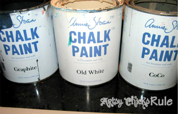 Driftwood Beach Sign Tutorial - Chalk Paint - Artsy Chicks Rule