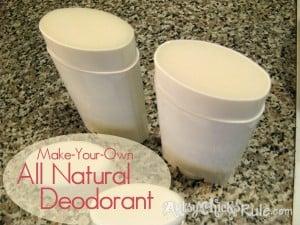 Deodorant 012