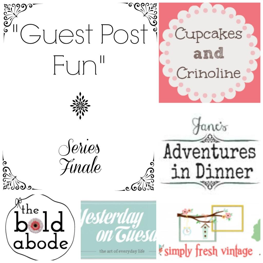 Guest Post Fun Series