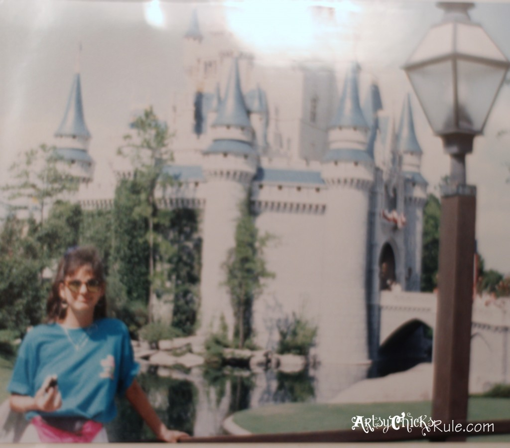 Honeymoon - Disneyworld - Artsy Chicks Rule