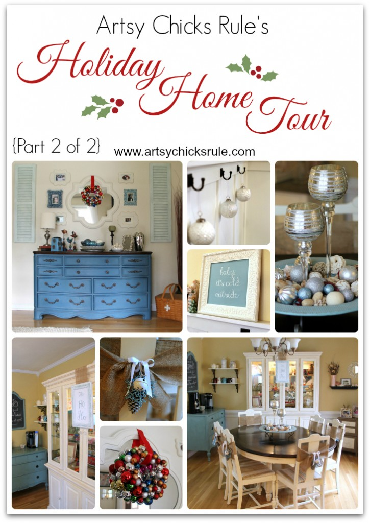 Holiday Home Tour - Part 2