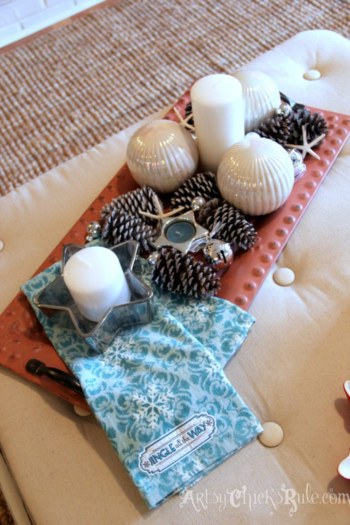 My Holiday Home Tour How To Decorate On A Budget Part 1