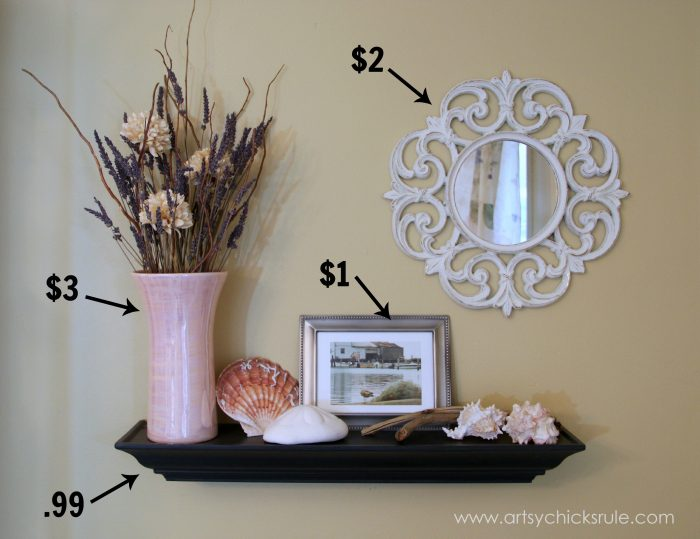 How to decorate on a budget dining room artsy chicks rule - How to decorate a house on a budget ...