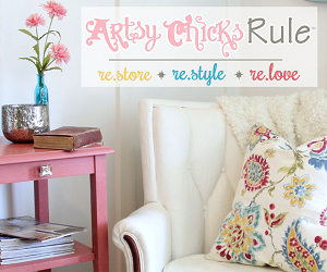 Artsy Chicks Rule Ad