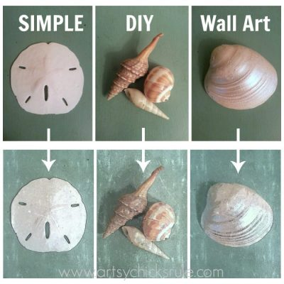 Simple & Thrifty DIY Coastal Wall Art Tutorial
