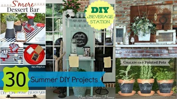 Fun Summer Projects - artsychicksrule
