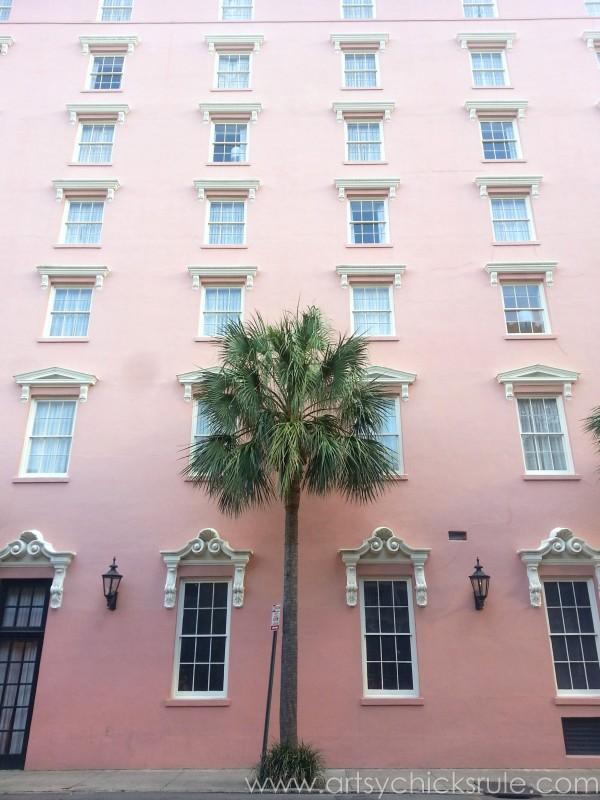 Charleston - Mount Pleasant - a trip in photos - across from HUSK - artsychicksrule.com #southcarolina #charleston