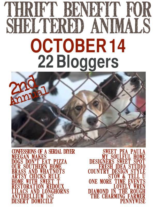 Animal Thrift Benefit - AmazonSmile - artsychicksrule.com #animalthriftbenefit #animalshelter