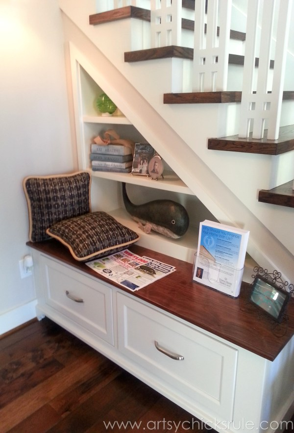 Homearama 2014- Suffolk - Stairs - artsychicksrule.com #homeplans #homedecor #decorations #interiordesign