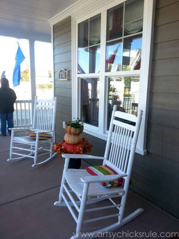 Homearama 2014- Suffolk - front porch - artsychicksrule.com #homeplans #homedecor #decorations #interiordesign