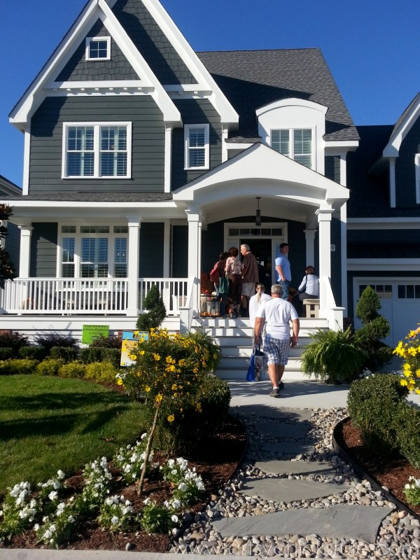 Homearama 2014- Suffolk - gorgeous exterior - artsychicksrule.com #homeplans #homedecor #decorations #interiordesign