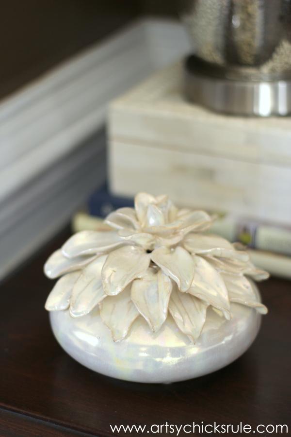 Shop Your Home - Decorating Challenge - First of Three #makeover #decor #decorating artsychicksrule.com (4)