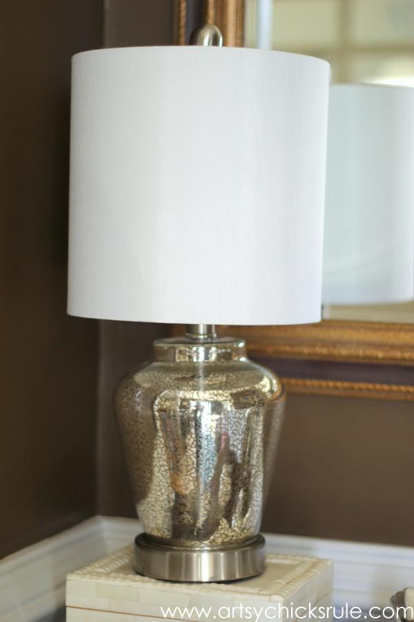 Shop Your Home - Decorating Challenge - First of Three #makeover #decor #decorating artsychicksrule.com