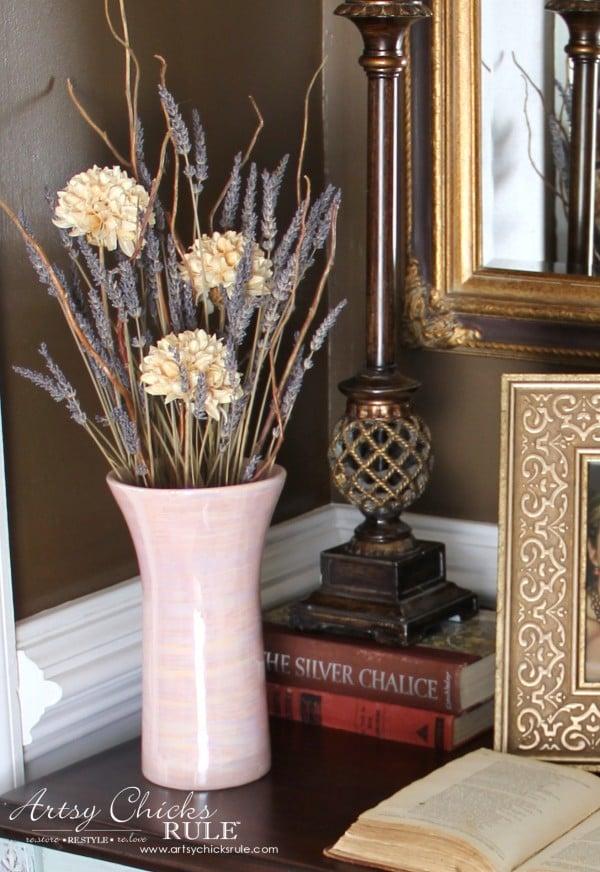 Decor Challenge - Shop Your Home - Part 2 - Full Shot - #homedecor #thriftydecor