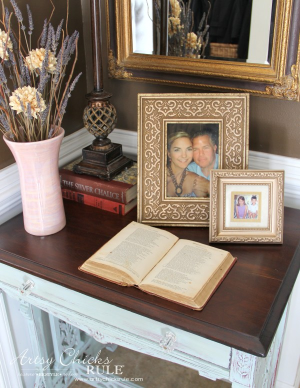 Open Foyer Quotes : A decorating challenge shop your home foyer part
