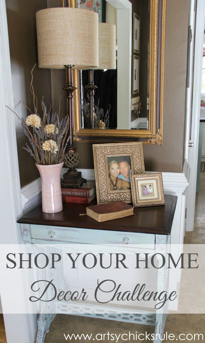 Home Living Home Living Room Decor: Shop Your Home (Foyer Part 2