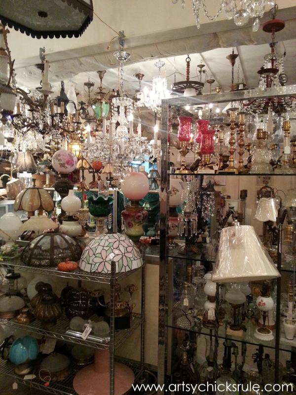 Vintage Goodness (books, lighting and more) #vintage #treasures #artsychicksrule #antiques (19)