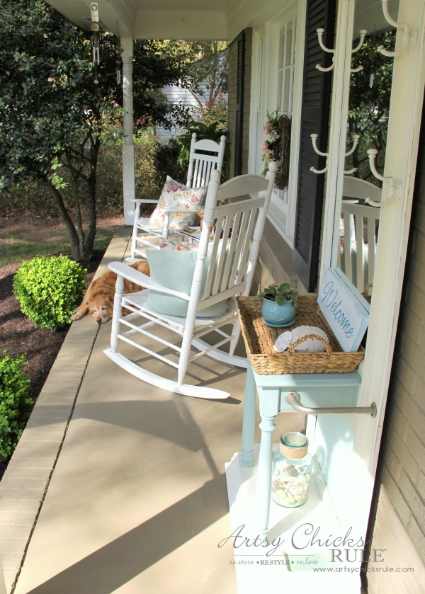 Enjoy Spring & Get Ready for Summer with BEHR DeckOver - Favorite Spot - #ad #BEHRdeckover