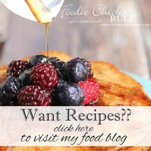 Foodie Chicks Rule Blog