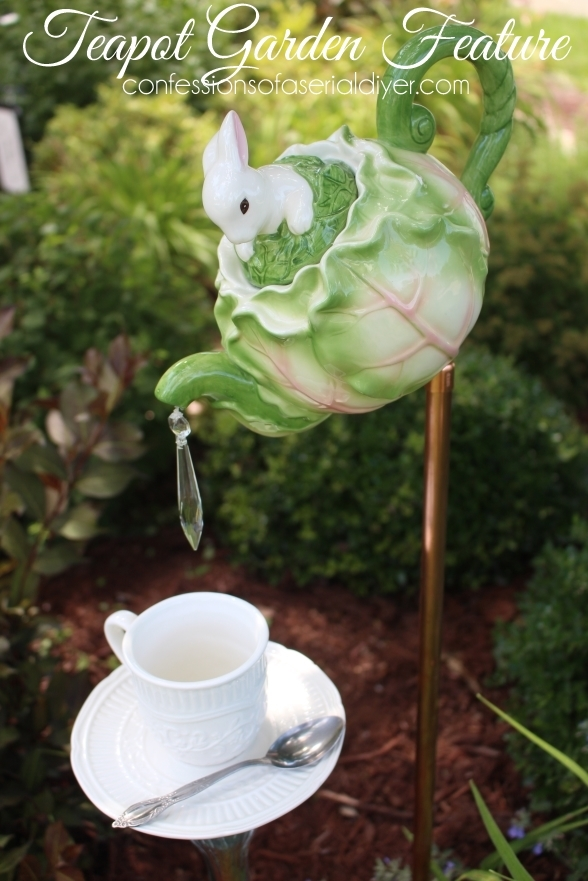 Teapot-Garden-Feature - Confessions of a Serial Do It Yourselfer