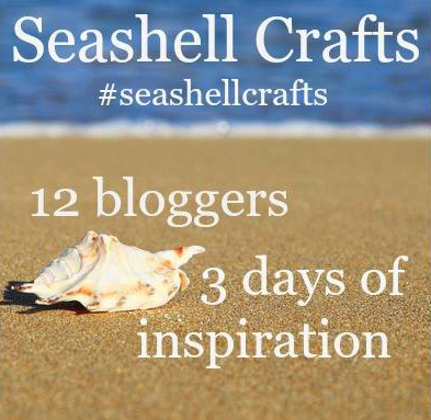 Seashell crafts artsy chicks rule