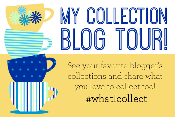 Vintage Collections - Blogger Tour - #vintage #collections #bluemasonjars #retro #antique artsychicksrule.com
