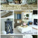 """Welcome Home"" Coastal Summer Home Tour"