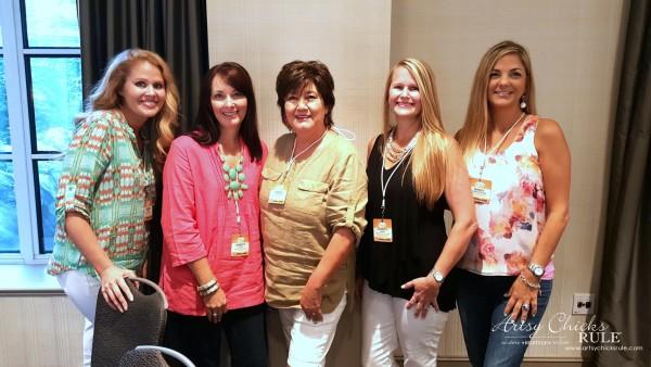 Haven Blogger's Conference 2015- My Blogging Buddies - artsychicksrule