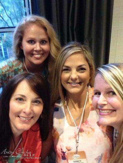 Haven Blogger's Conference 2015- My Blogging Girls - artsychicksrule