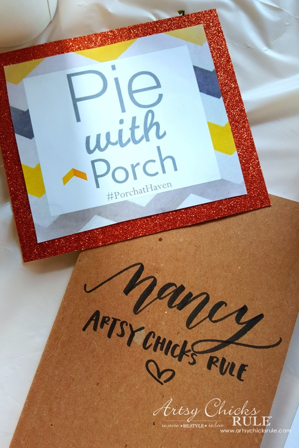 Haven Blogger's Conference 2015- Thank you Porch - artsychicksrule