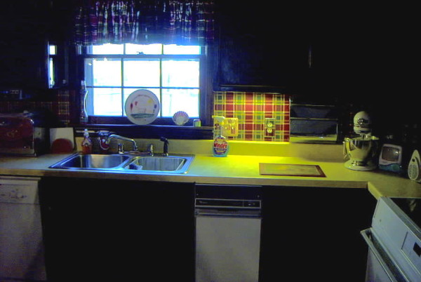 Kitchen Makeover - BEFORE with Realtor - #kitchen #Makeover artychicksrule