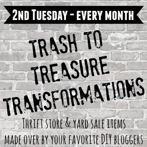 Trash to Treasure Transformations - new series - artsychicksrule