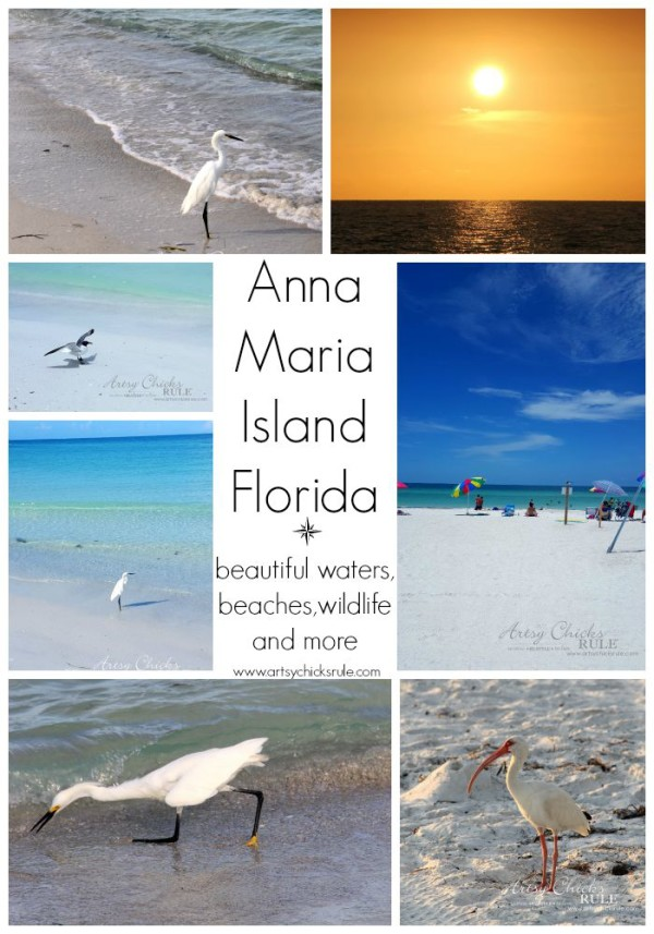 Anna Maria Island Florida Vacation - Photos of this Magical Paradise - artsychicksrule