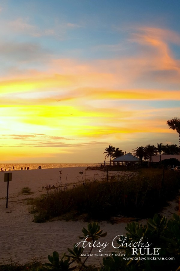 Anna Maria Island Florida Vacation - amazing skies - artsychicksrule