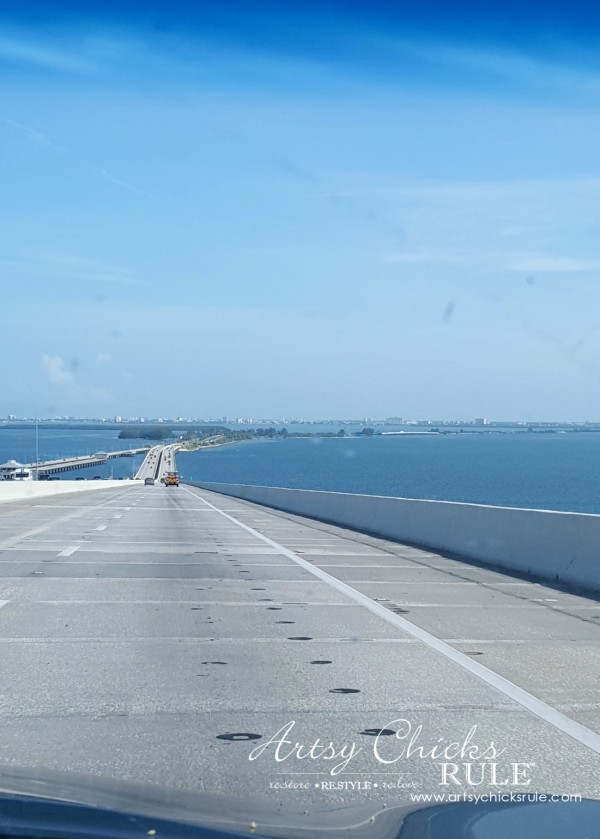 Anna Maria Island Florida Vacation - heading to Tampa Clearwater - artsychicksrule