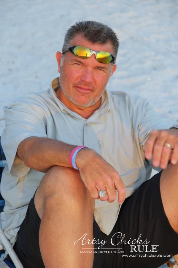Anna Maria Island Florida Vacation - my hunky husband - artsychicksrule