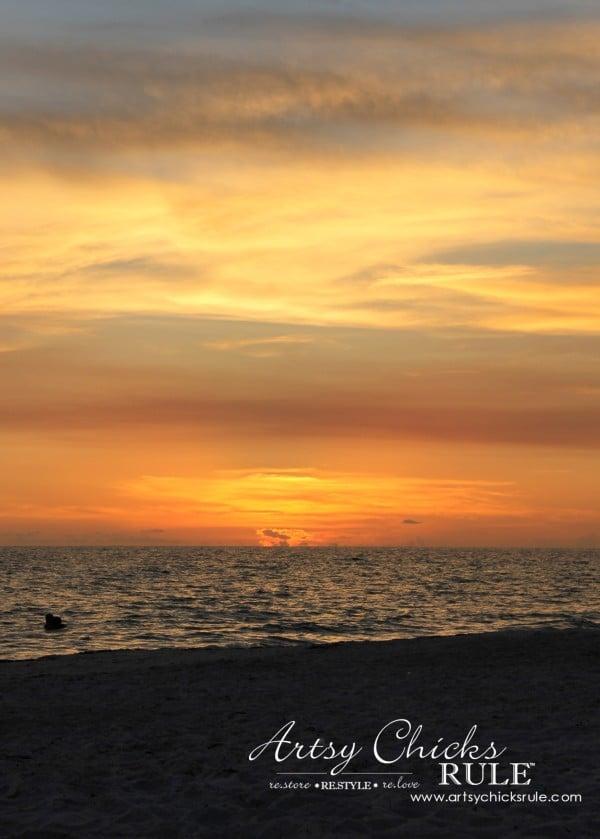 Anna Maria Island Florida Vacation - sunset - artsychicksrule