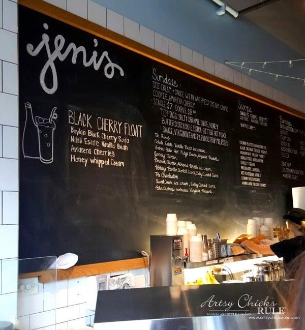 Charleston SC - best ice cream EVER - artsychicksrule