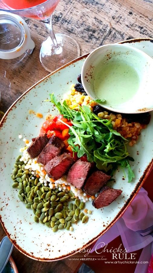 Mount Pleasant SC - Tavern & Table Restaurant - wonderful food - artsychicksrule
