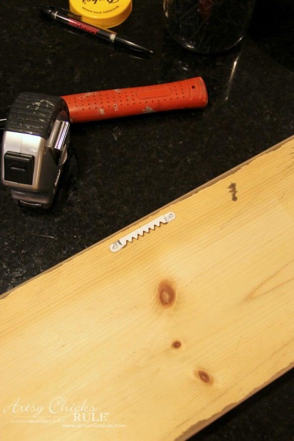 Grateful, Thankful, Blessed DIY Weathered Sign - Attach Hanger - artsychicksrule