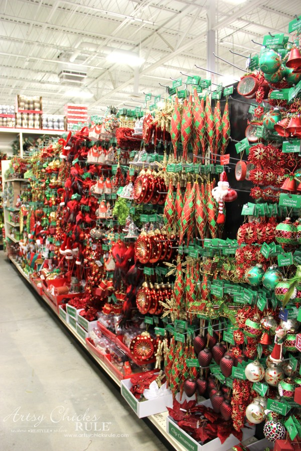 holiday decor ideas with at home pt 3 of 3 tradtional athomeforchristmas - At Home Store Christmas Decorations