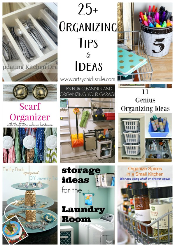 Organize Your Life In 2016 A Round Up Of Awesome Tips And