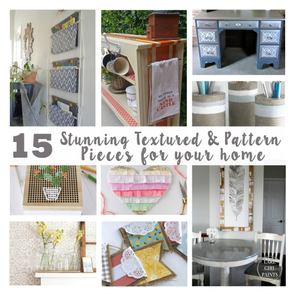 Textured and Patterned Party Favorites