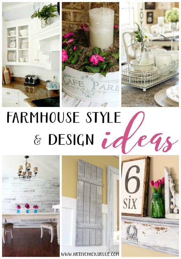 DIY Coastal Farmhouse Shutters - IDEAS & STYLES - artsyhchicksrule #coastalshutters #farmhouseshutters