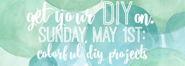 May Get Your DIY On
